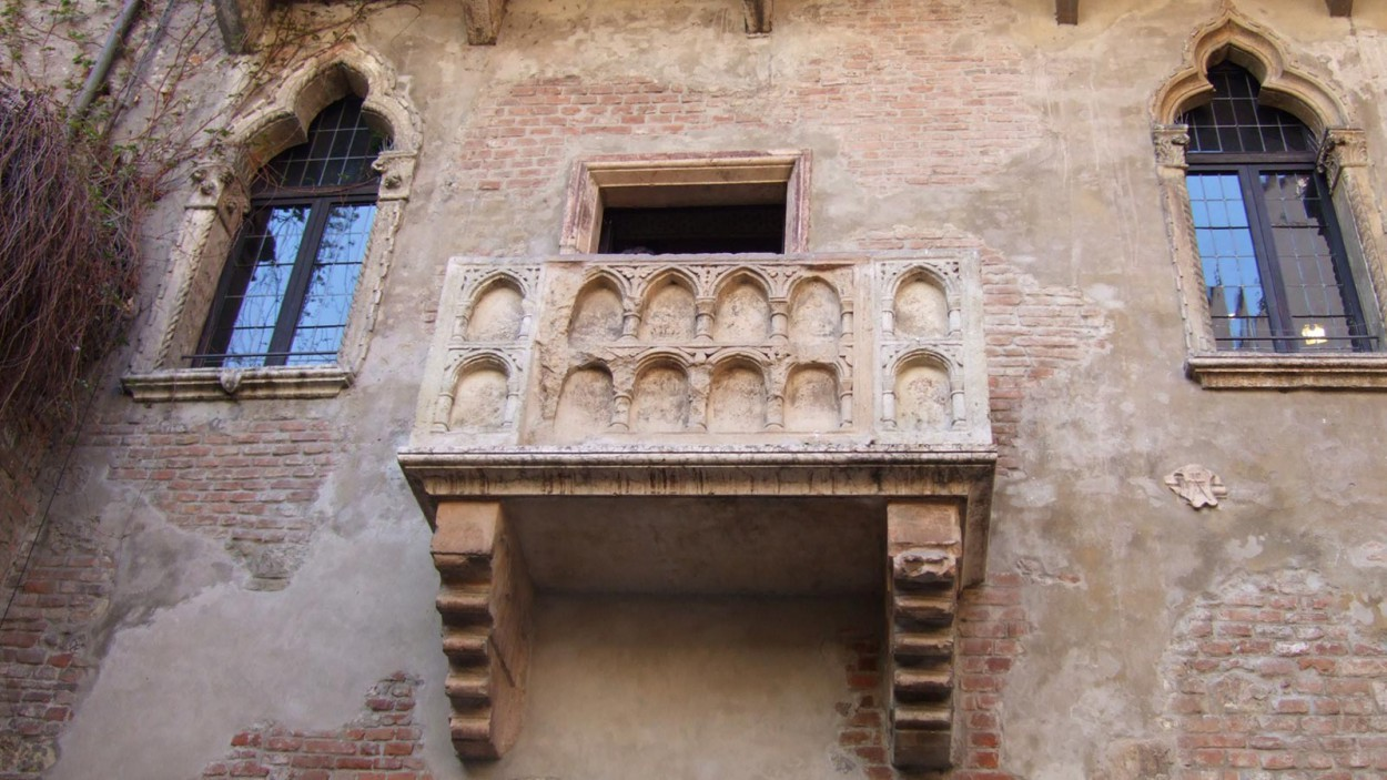 Romantic weddings in italy * juliet's house in verona.
